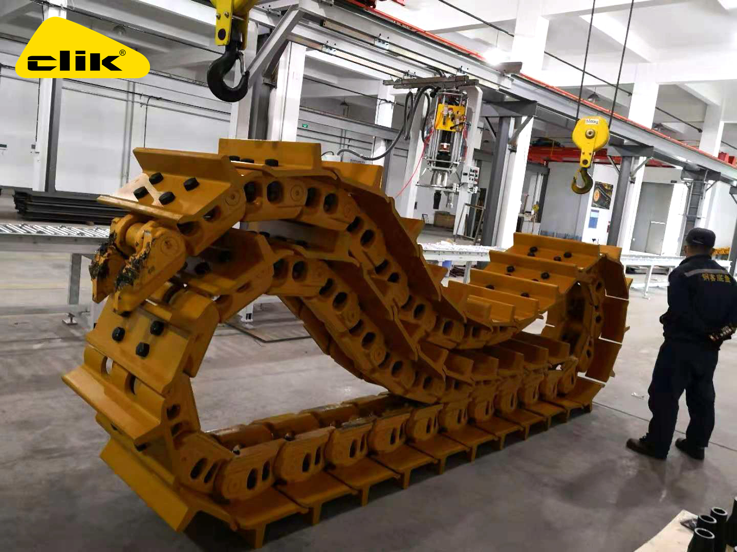 CLIK Undercarriage Manufacturing (Ningbo) Limited